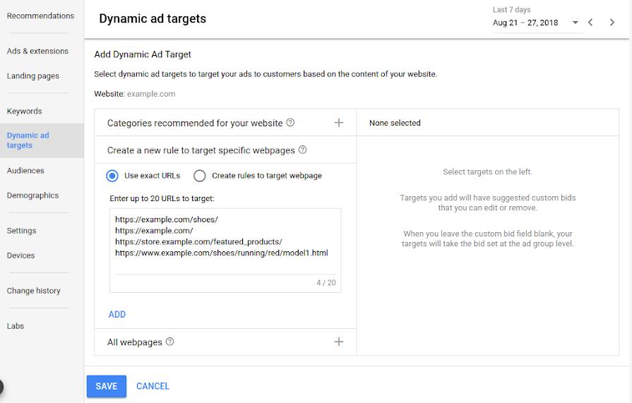 """Sử dụng tính năng """"URL là"""" để kiếm soát quảng cáo Tìm kiếm động tốt hơn.png"""